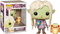 Pop! Television 859 The Dark Crystal Age of Resistance: Deet with Baby Nurlock